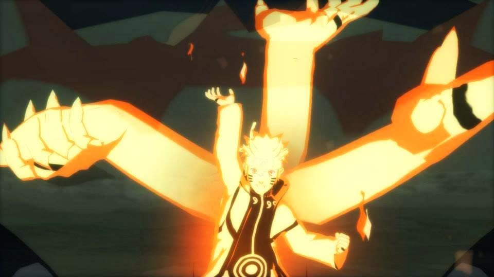Naruto Ultimate Jutsu Storm Revolution