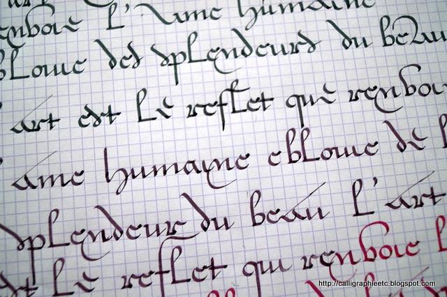 Tout savoir sur la calligraphie tatouage Le Guide du Tattoo