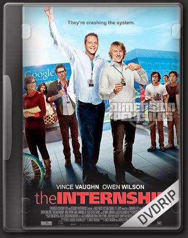 The Internship (DVDRip Ingles Subtitulada) (2013)