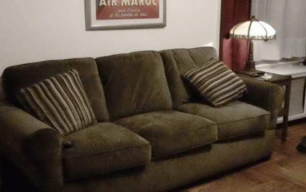 New Cheap, Ugly Sofa