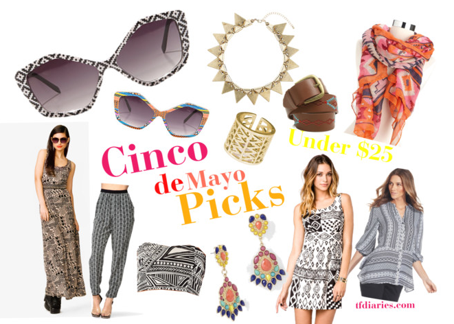 tribal prints under $25