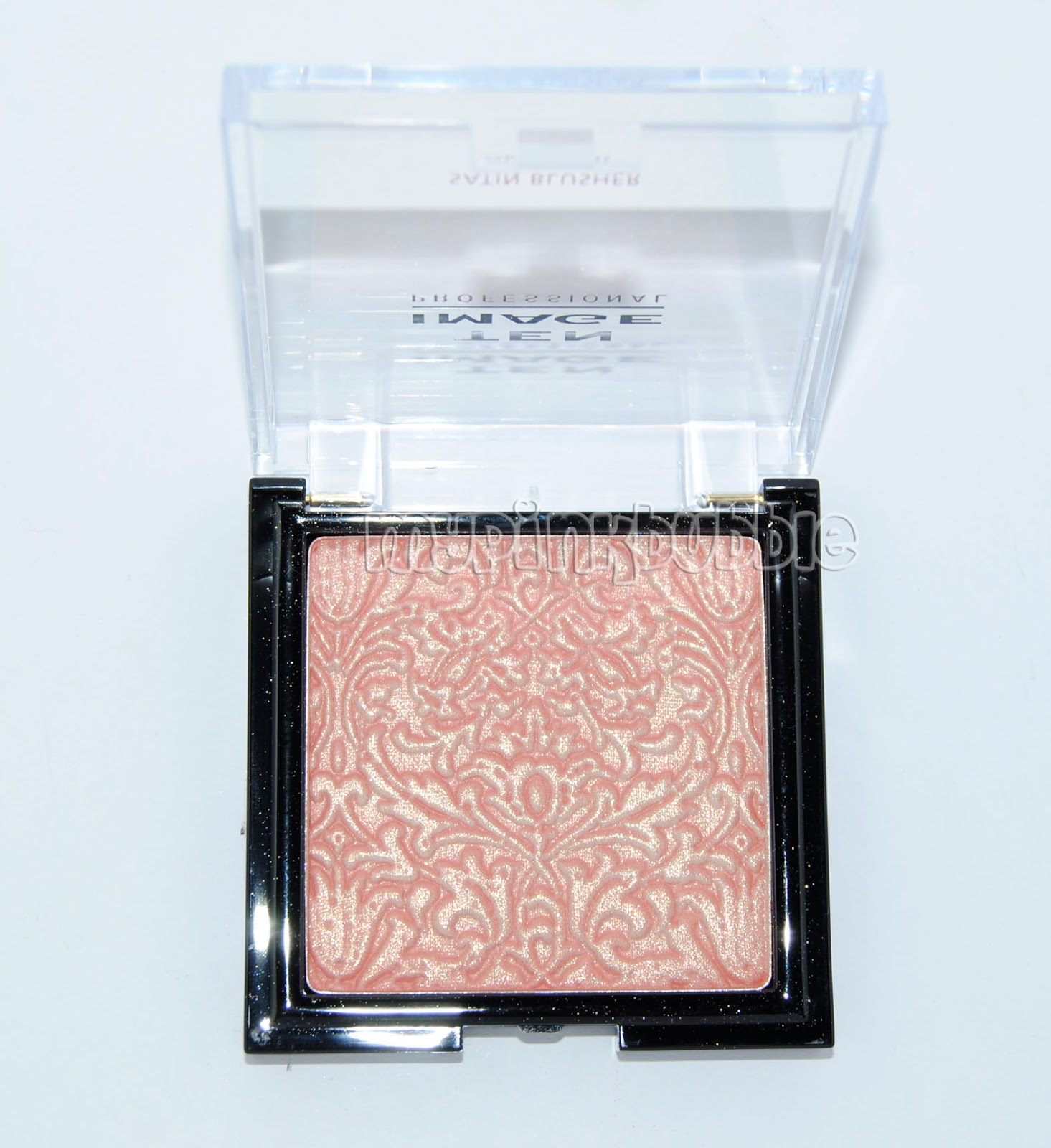 Ten image Satin Blusher BS-02