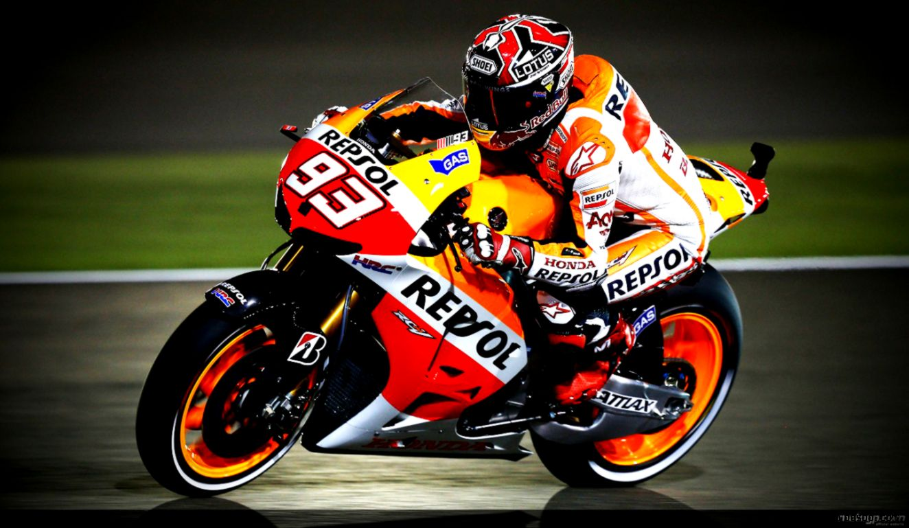 Redhat Marc Marquez Wallpaper  Free High Definition Wallpapers