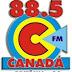 Ouvir a Rádio Canadá FM 88,5 de Britânia - Rádio Online