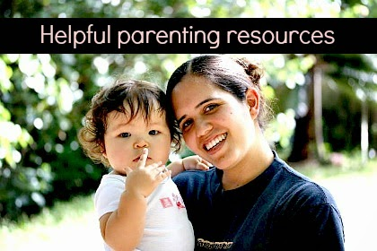 early childhood parenting resources