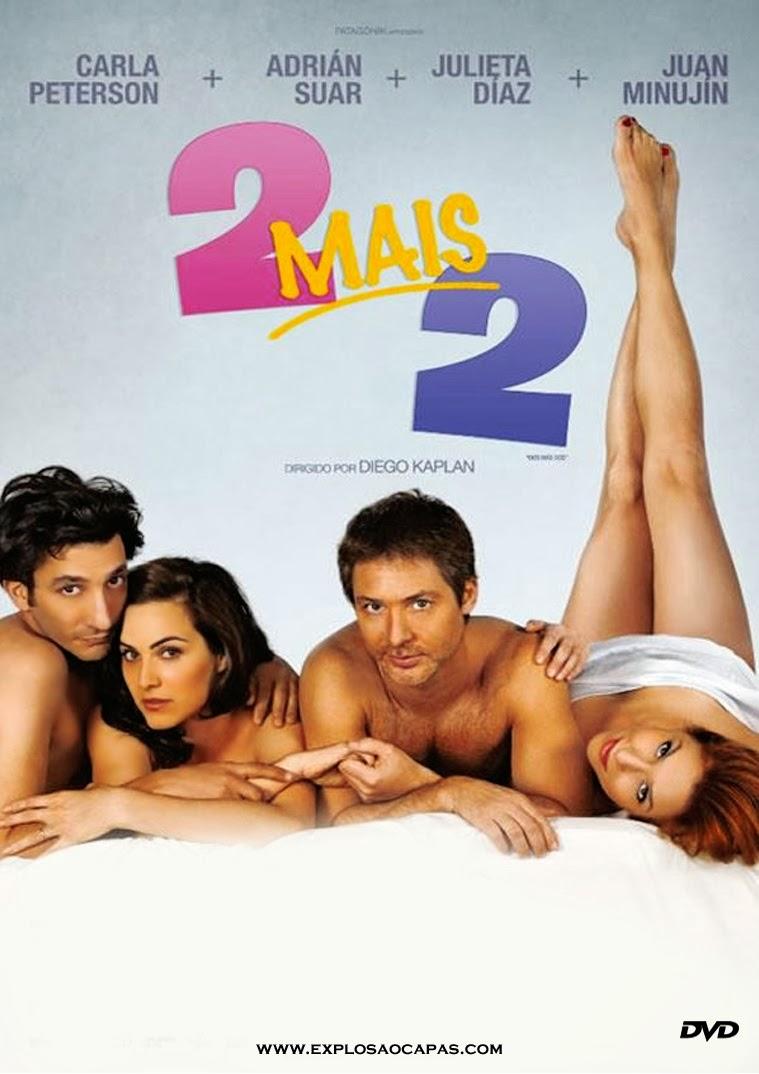 2 Mais 2 – Dublado (2012)