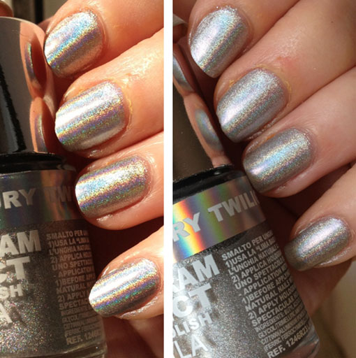 Notd Layla Holographic Nail Polish Review