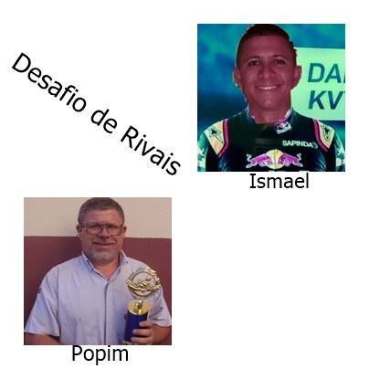 DESAFIO DE RIVAIS