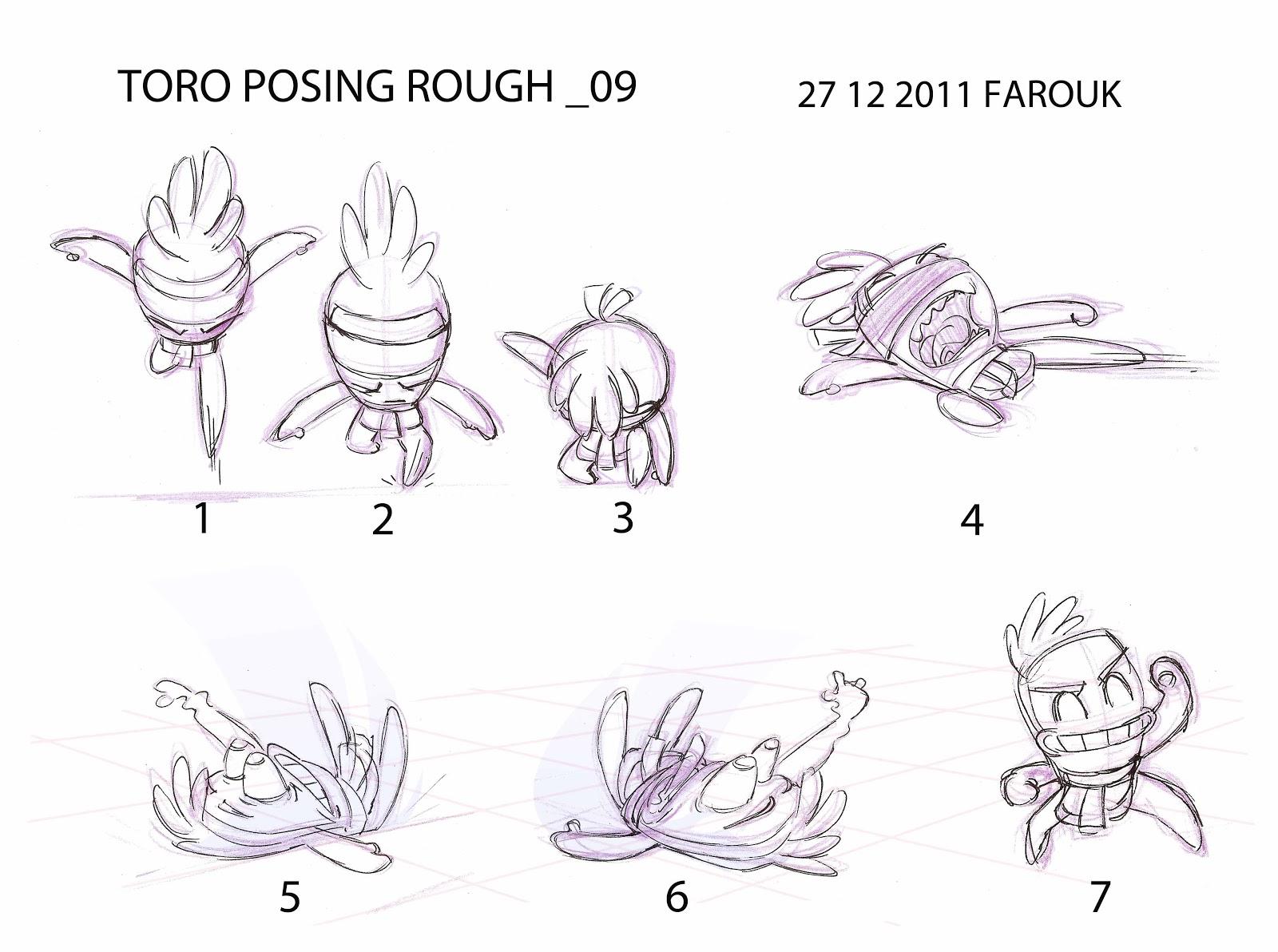 farouk animation art  news