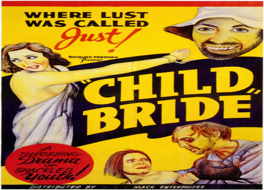 Child Bride (1938) Full Movie  - end child marriage