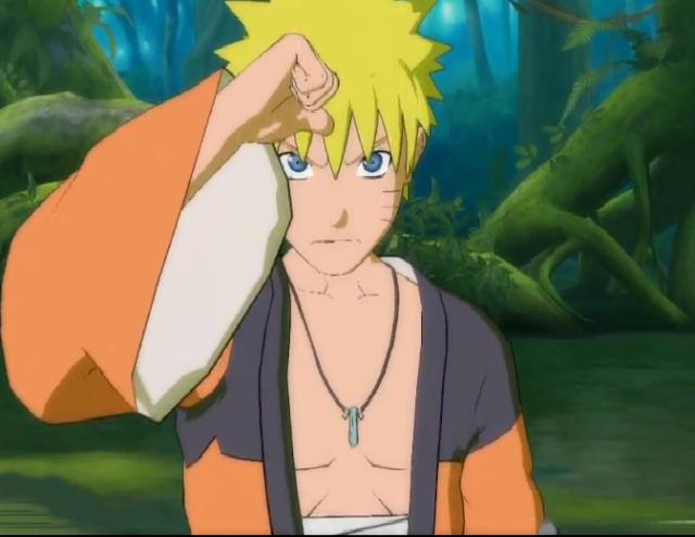 Kimono Naruto Dlc costume