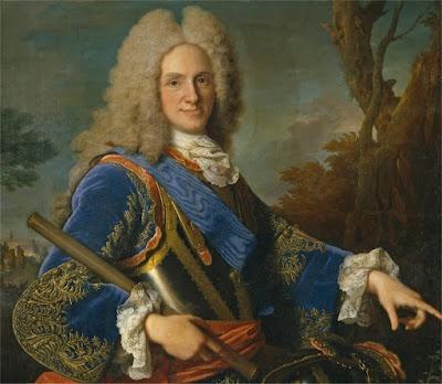 Retrato de Felipe V de España por Jean Ranc
