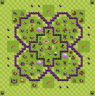 Base Hybrid Layout TH8 By. Shahram845