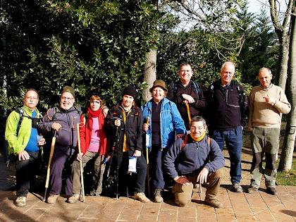 Caminada Popular de Sant Pau a Torrelles de Llobregat 2012
