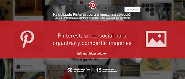 Pinterest, la red social para organizar y compartir imágenes