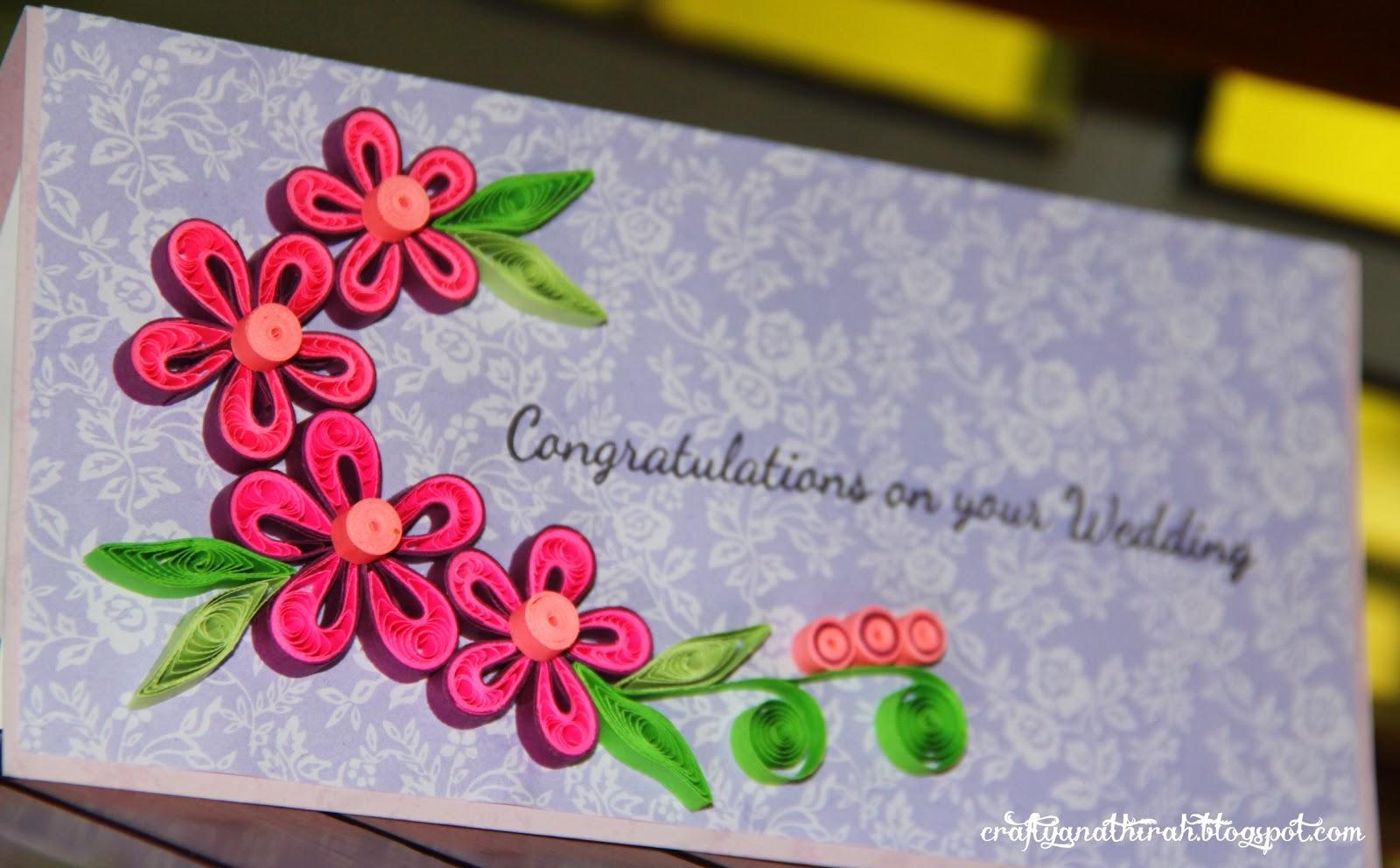 Craftyanathirah Its A Wedding Fever