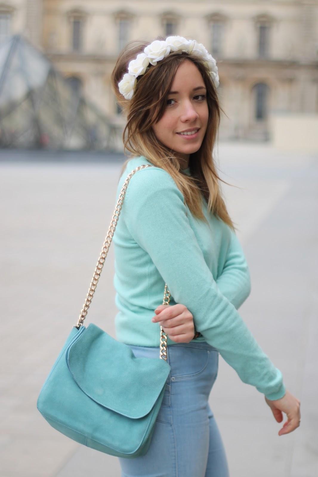 Blog mode Paris Louvre