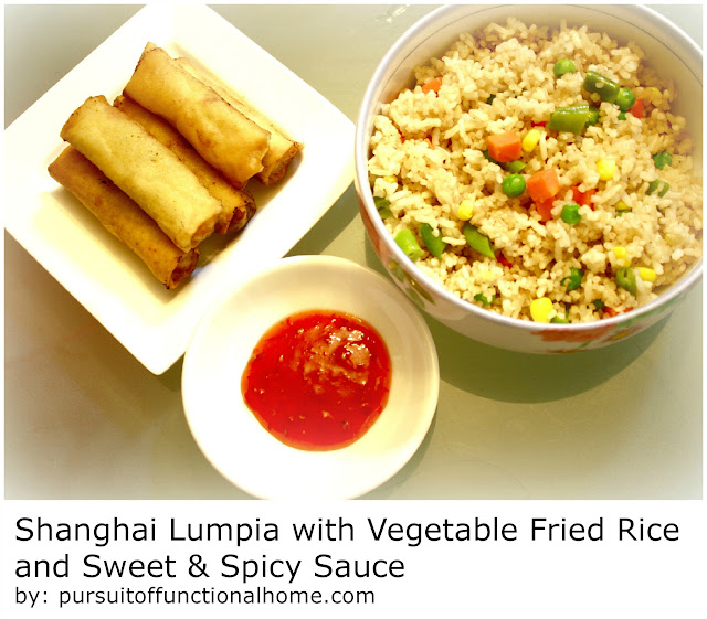 Shanghai Lumpia (Pork Spring Roll)by pursuitoffunctionalhome.com