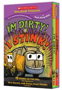 Im dirty and I stink scholastic