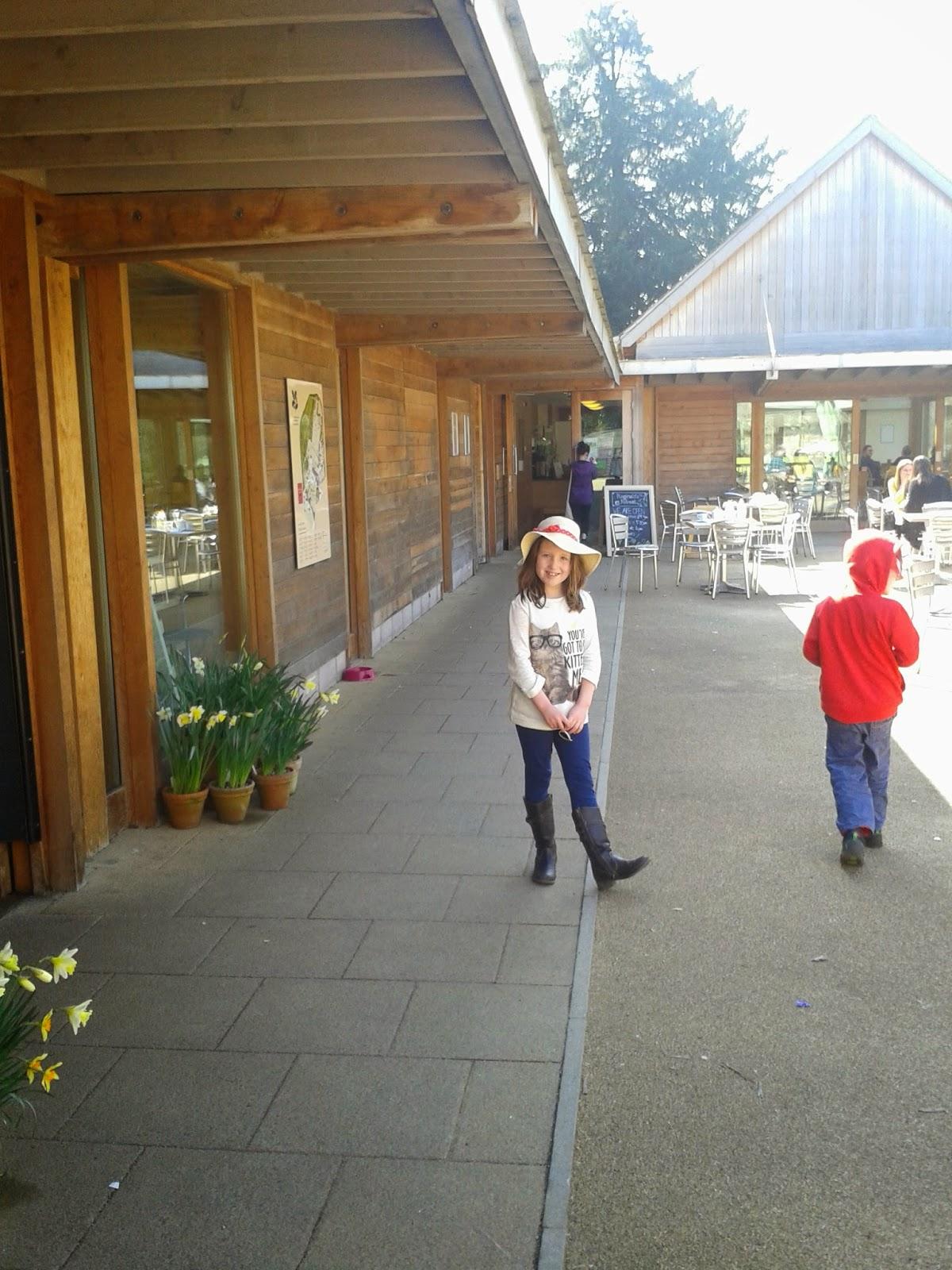 Visitors' Centre & Coffee Shop, Dyffryn Gardens