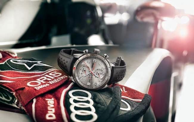 ORIS AUDI LIMITED EDITION