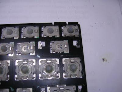 COMO: Teclado portátil de reparación