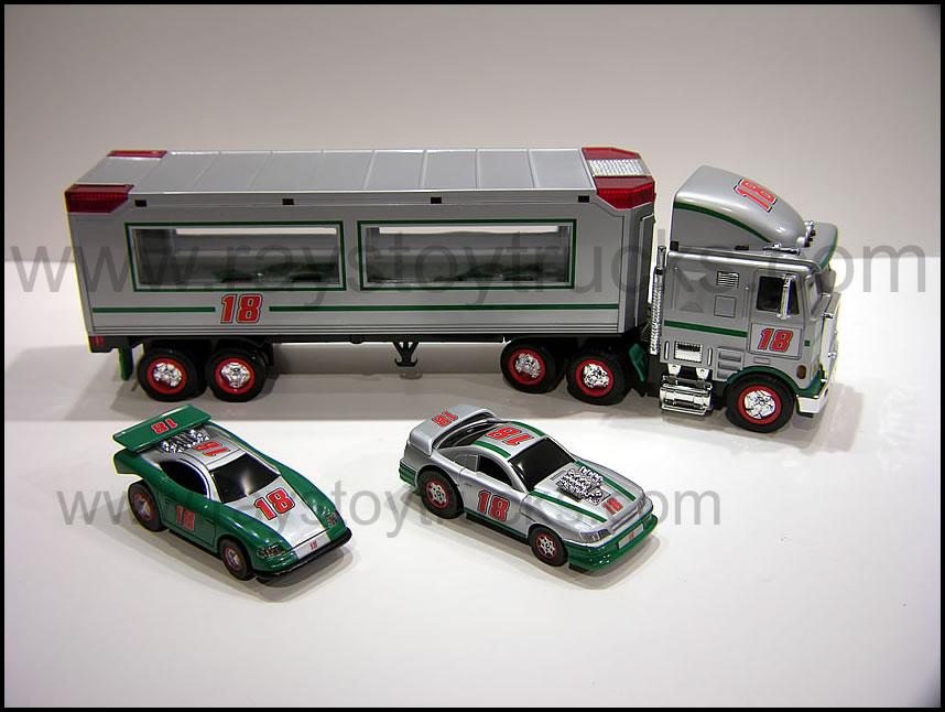 18 Toy Trucks : Rays toy trucks rare truck story