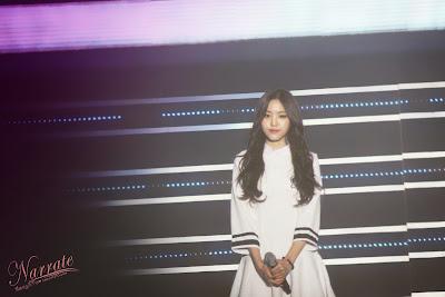 Naeun Luv Live