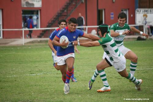 Old Lions no pudo con Universitario de Salta