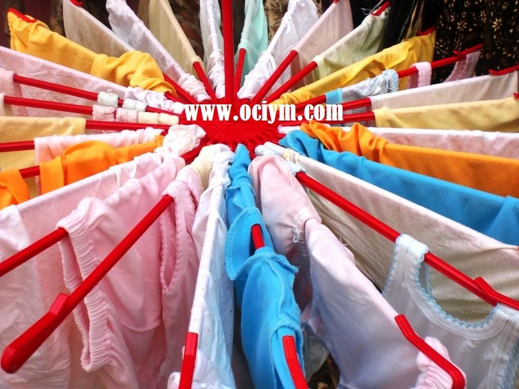 Perlukah Mencuci Baju Baru Untuk Bayi?