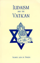 Judaism and the Vatican - Leon de Poncins