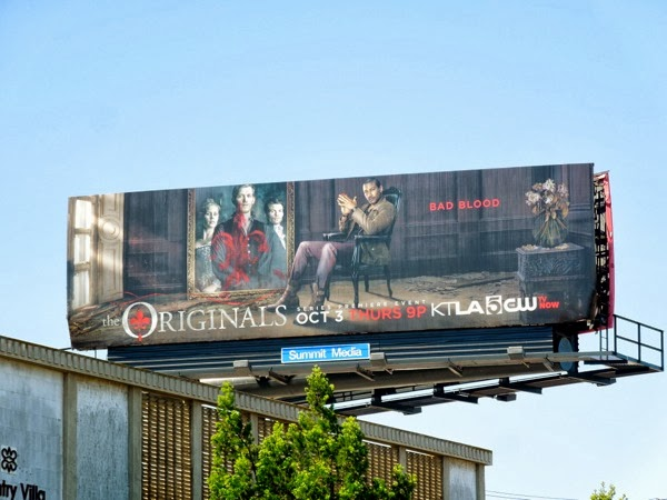 Originals season 1 billboard