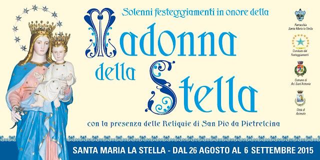 Festa Madonna della Stella Santa Maria La Stella