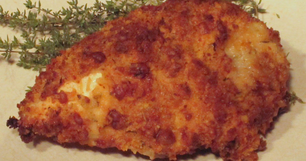 Whippet - Up!: Spicy Oven-Fried Chicken