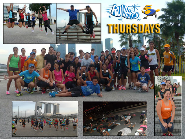 Run Happy Thursdays With Team FatBird