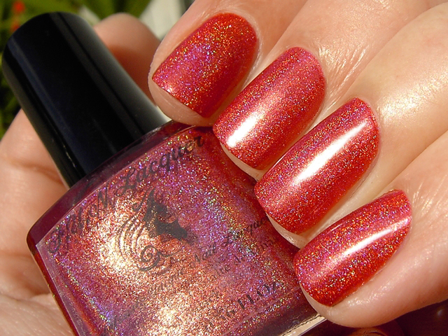 FUN Lacquer Summer 2014 Holo Polish Collection - Radiance