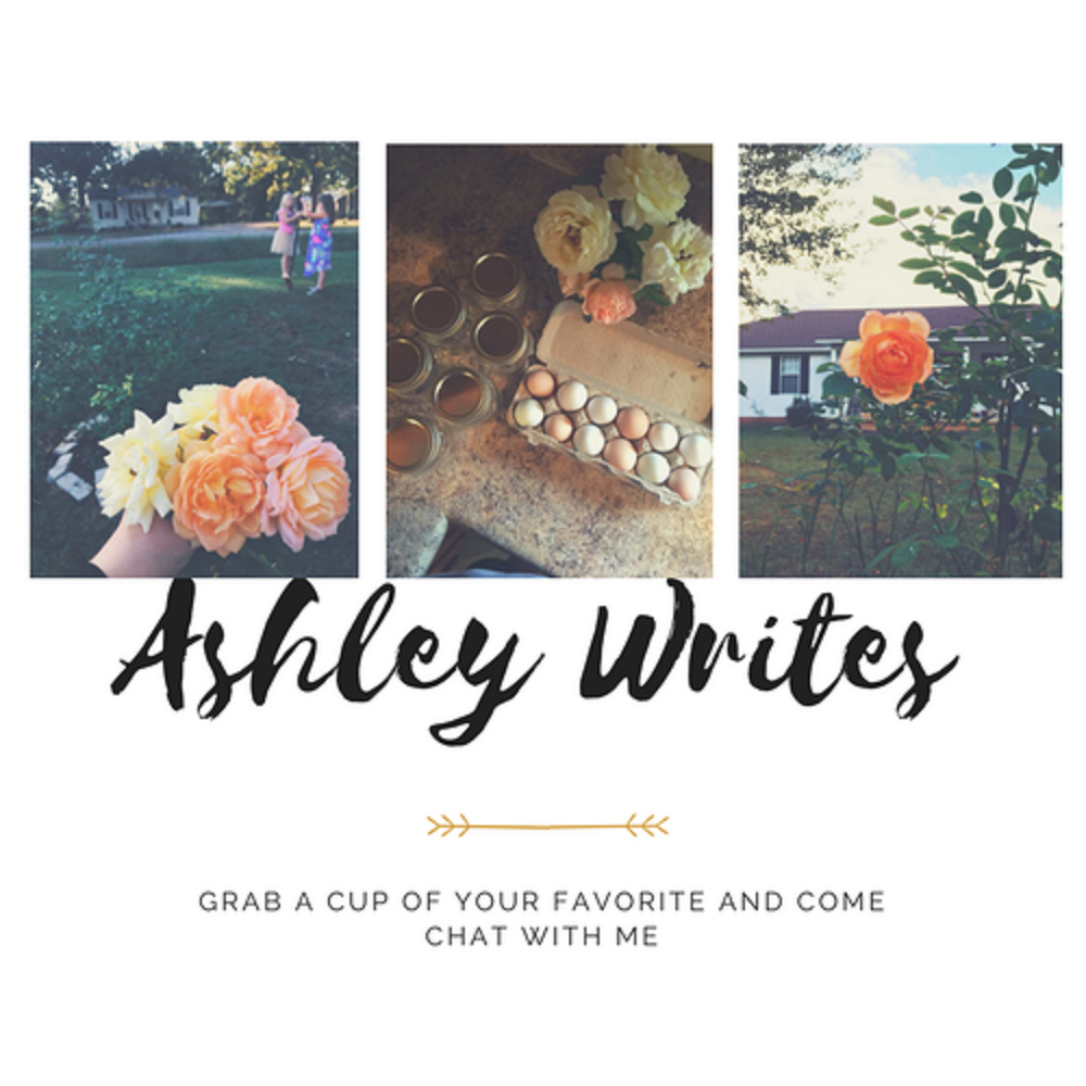 Ashley Writes