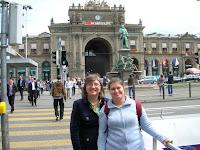 Estación Central de Zúrich, Suiza, Zurich Main Station, Switzerland,Gare principale de Zurich, Suisse, vuelta al mundo, round the world, La vuelta al mundo de Asun y Ricardo