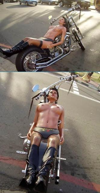 Posing Nude Style