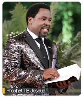 T.B JOSHUA - SCOAN - The Synagogue, Church Of All Nations