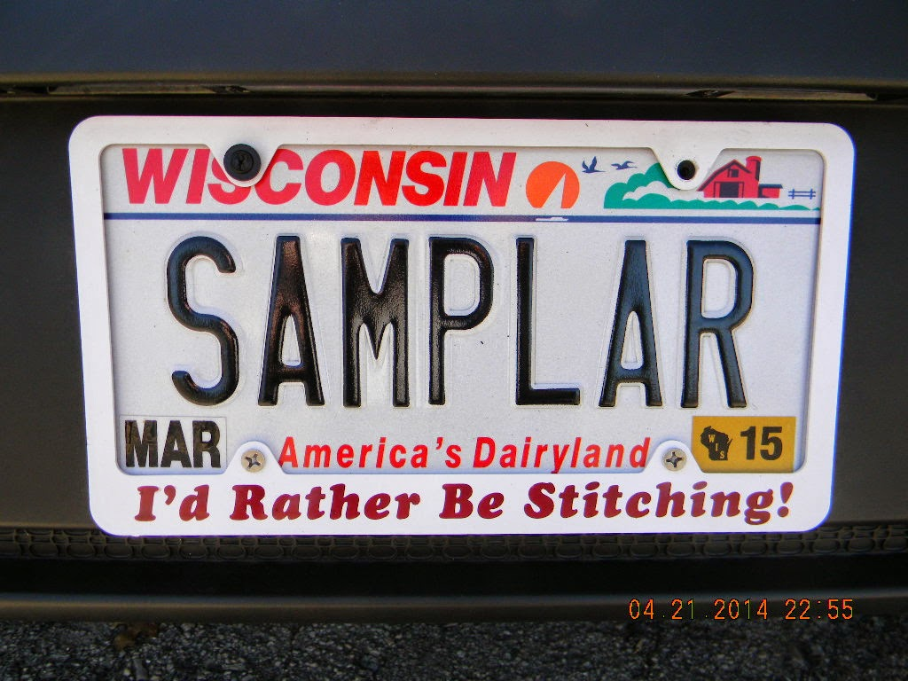 Email Me At ~ Click License Plate