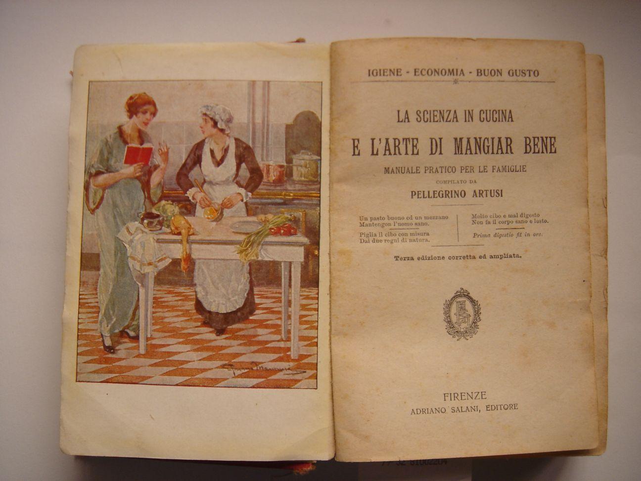 Dolci Ricette La Scienza In Cucina E L 39 Arte Di Mangiar Bene