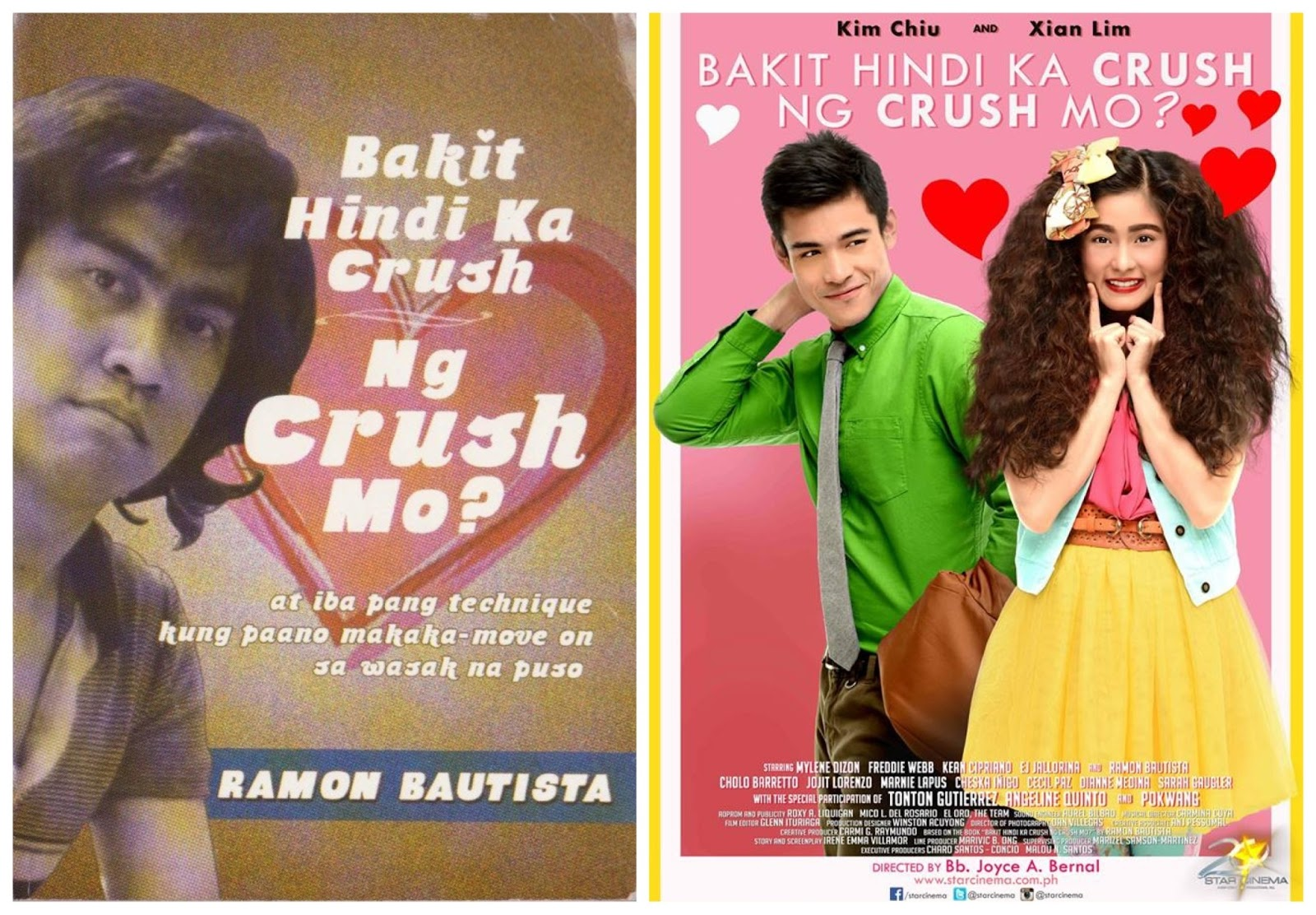 Random Full Trailer: BAKIT HINDI KA CRUSH NG CRUSH MO?
