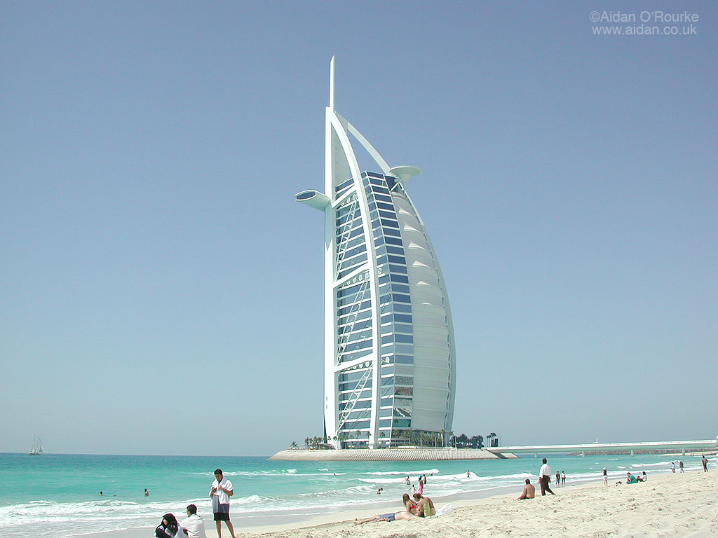 Best structures the burj al arab for Burj arab hotel dubai