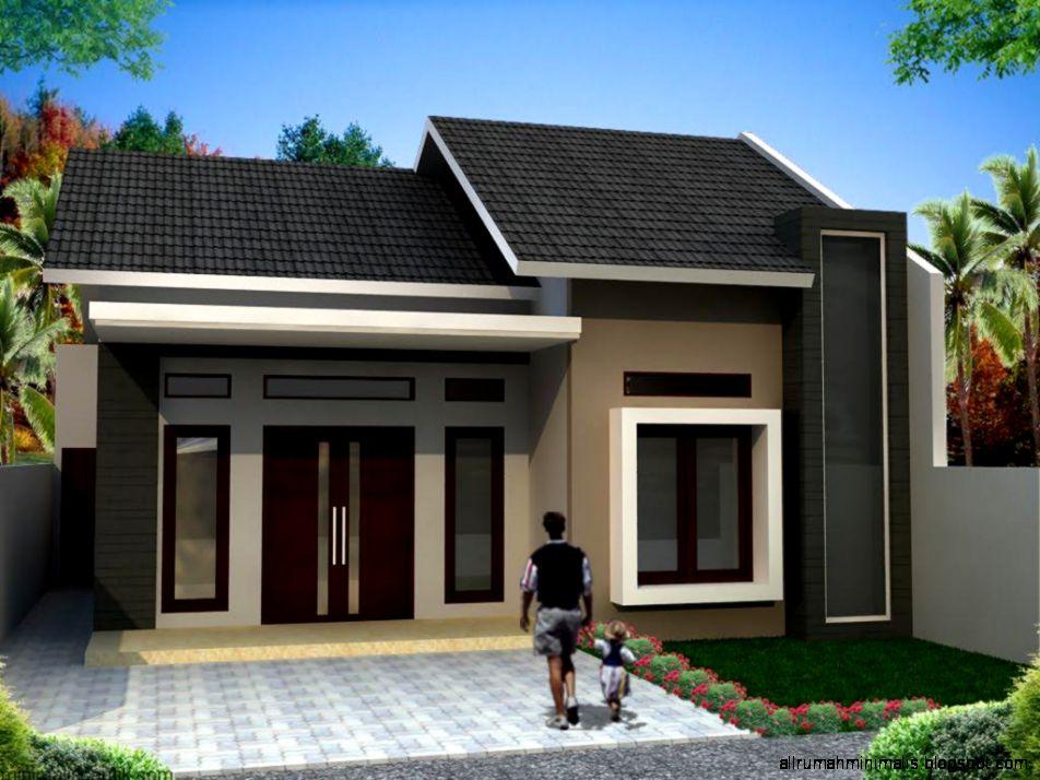 Desain Rumah Minimalis 1 Lantai dan 2 Lantai 2015  Desain Rumah
