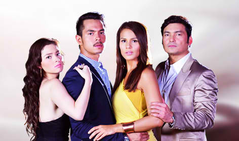 150 Corporate Center, Kahit Puso'y Masugatan, Andi Eigenmann, Jake Cuenca, ABS-CBN