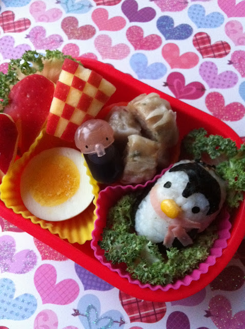 Little Penguin Bento Lunch, ペンギン弁当