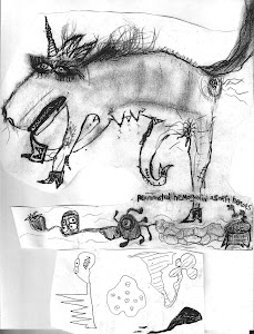 Unice Unicorn and The Blood Clots, by Roxana Fausti from Friskey Oblivion and Friendz