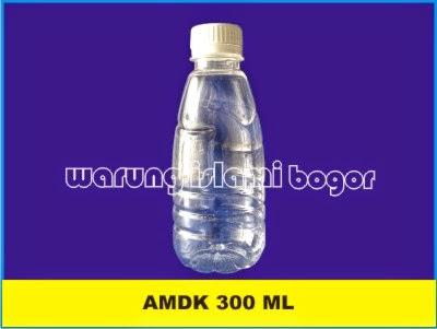 Jual Botol Aqua WAFE Kemasan Sirup dan Minuman 300ml