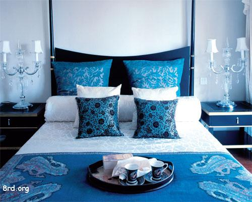 blue bedroom ideas room decorating